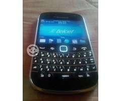 Blackberry 9900 telcel
