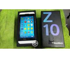 Blackberry z10 de 16gb telcel