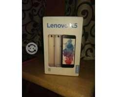 Lenovo k5 nuevo