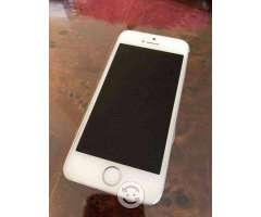 Iphone 5s dorado de 64 gb
