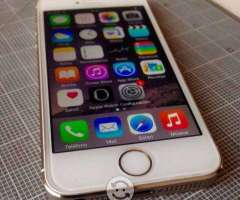 Iphone 5s 64 Gb Gold, Como Nuevo,