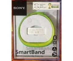 Smartband pulsera inteligente Sony