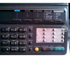 Fax Telefono Panasonic Kx-f150