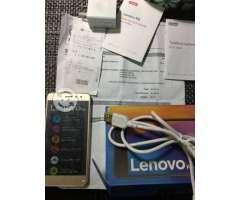 Lenovo K6 Dual Sim 2Gb RAM 32 gb memoria