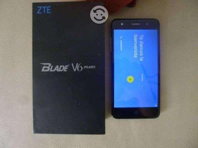 Celular nuevo plus v6 blade zte nuevo