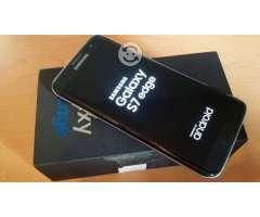 Samsung s7 edge en caja