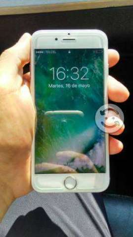 Iphone 6s 64gb plata desbloquesdo
