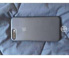 IPhone 7 Plus 32 gb negro mate