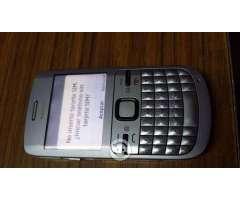 Nokia c-3 para telcel