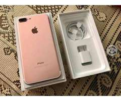 IPhone 7 Plus rose libre