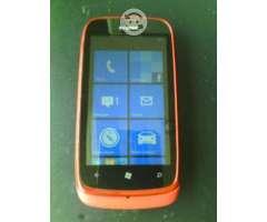 Celular Nokia Lumia 610 de Telcel