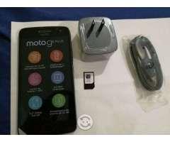 Moto g5 plus 32GB nuevo