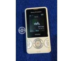 Sony Ericsson w205a c/memorias
