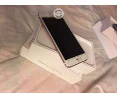 IPHONE 6s plus rosa gold 16gb semi nuevo