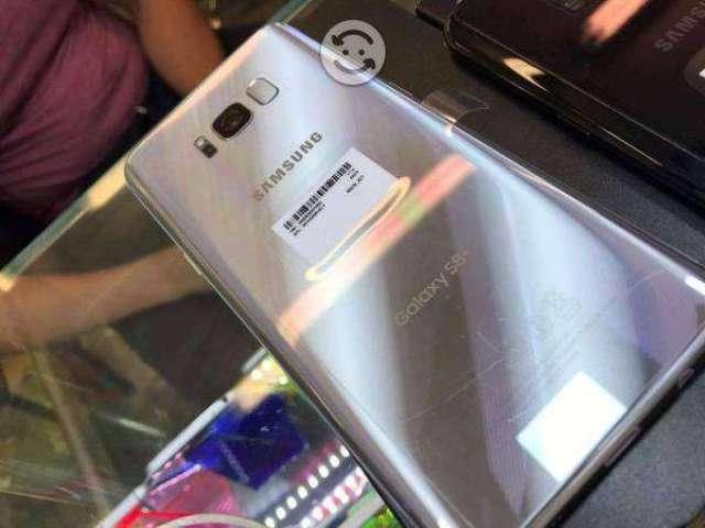 Samsung s8 plus nuevo! Regalos incluidos