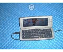 Nokia 9500 Communicator Wifi Camara