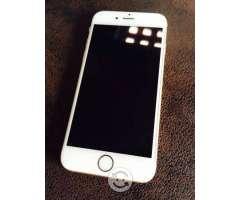 IPhone 6 , Dorado, 16 gb, Telcel