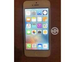 IPhone 5 blanco 64 gigas