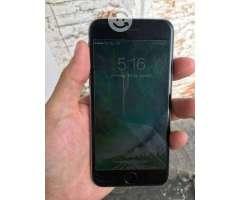 IPhone 6 de 16gb space gray