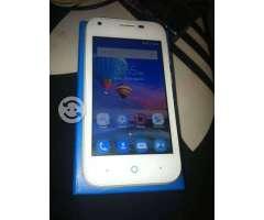 Smartphone Zte Blade L110 Blanco En At&t