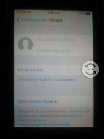 Iphone 4s 16 gb liverado