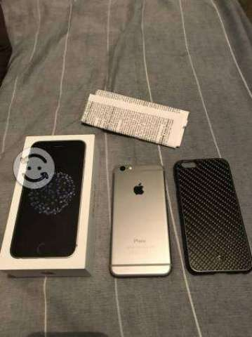 IPhone 6 32gb con factura