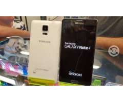 Samsung Note 4 de 32gb
