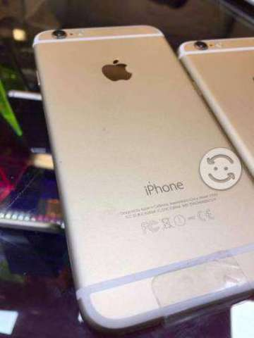 IPhone 6 64gb libres 4g gold good condition