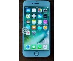 IPhone 6, dorado de 16 GB, libre bien cuidado