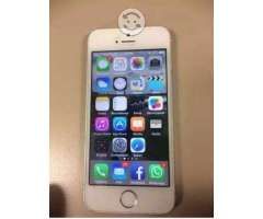 Iphone 5s 16gb Apple plata