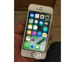 Iphone 5s seminuevo