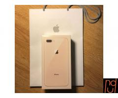 Apple Iphone 8 256GB And iphone 7 plus 256gb And samung s8