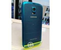 S5 Sport Blue Edition