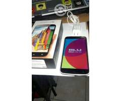 Celular Blu 6.0 hd caja cargador original solo Mty