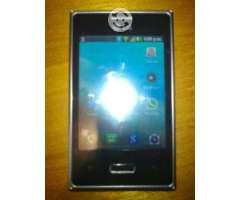Smartphone LG E400g con micro SD y chip
