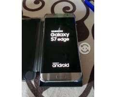 Samsung 7 Edge en Venta