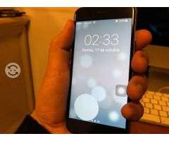 IPhone 6s de 16gb Color Negro