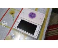 Iphone 6 silver plata 64 gb