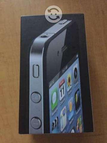 IPhone 4 negro de 8 GB