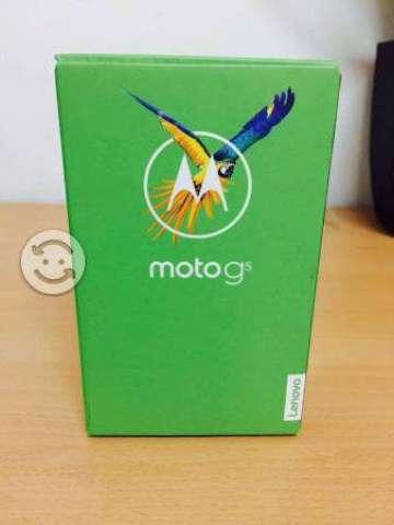 Moto G5 Nuevo libre