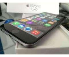 IPhone 6 de 32gb COMO NUEVO