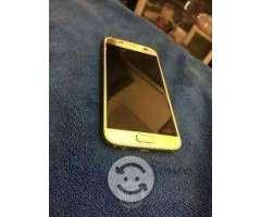 Samsung galaxy S7 flat seminuevo