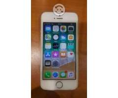 Celular iphone 5s de 64 gb libre oro