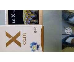 Celular LG X CAM
