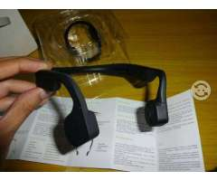 Audífonos Bluetooth Bone Conduction