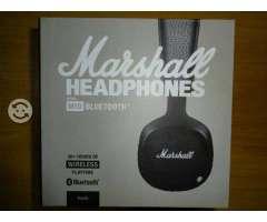 Audífonos Bluetooth Marshall MID