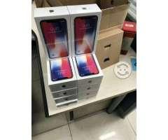 Iphone x nuevos de paquete 1 año garantia