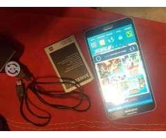 Samsung Note 3 con acsesorios