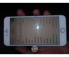 Iphone 6 plus 128 gb telcel