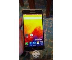Samsung A5 liberado azul